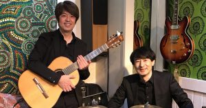 """【入場無料!】Super Friday Live """"Bamboo Eau"""""""