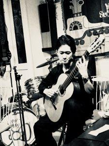 大門竜大先生のギターナイト(ギターワークショップ・オープンマイク)