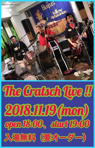 The Cratsch Live