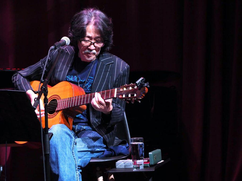 松尾一彦(ex オフコース) 45th Anniversary Live in 長野   〜みんな 愛してる〜