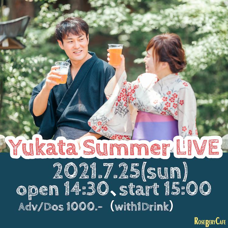 Yukata Summer LIVE